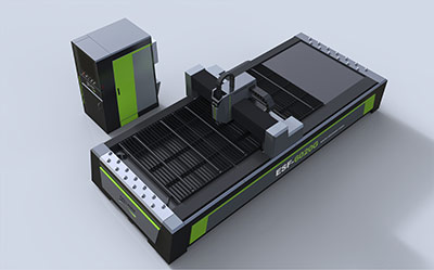 High Precision Stainless Steel Plate Laser Cutting Machine