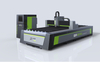 Large format high efficiency CNC laser cutting machine
