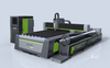 Stable quality plate and tube integrated fiber laser cutting machine
